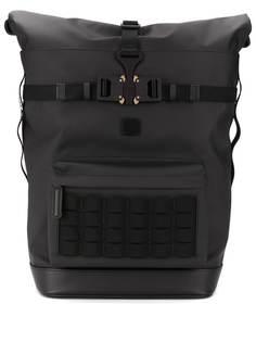 MCM большой рюкзак с пряжкой