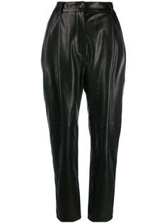 Carmen March зауженные брюки с завышенной талией