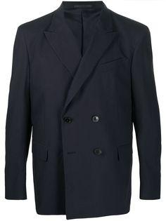 Valentino двубортный пиджак