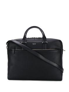 Tom Ford сумка для ноутбука с тисненым логотипом