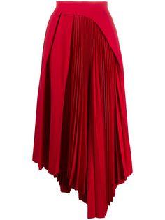 AMBUSH плиссированная юбка асимметричного кроя
