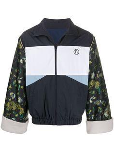Martine Rose спортивная куртка с контрастными вставками