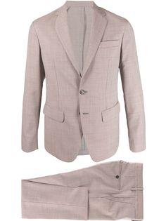 Dsquared2 костюм-двойка с однобортным пиджаком