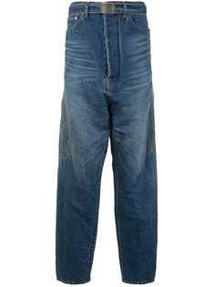 Doublet джинсы с вышивкой