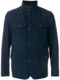 Moncler куртка с карманами