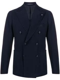 Tagliatore двубортный пиджак