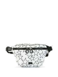Dolce & Gabbana поясная сумка с принтом
