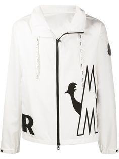 Moncler куртка Mythos с капюшоном