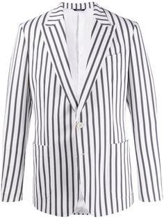 Dolce & Gabbana пиджак в полоску