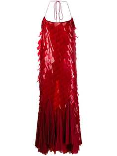 Atu Body Couture декорированное коктейльное платье