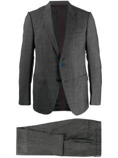 Ermenegildo Zegna костюм-двойка с однобортным пиджаком