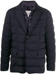 Moncler стеганая куртка