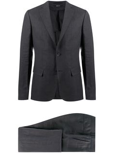 Z Zegna костюм-двойка с однобортным пиджаком