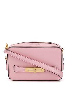 Alexander McQueen маленькая каркасная сумка