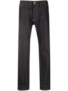 Junya Watanabe MAN джинсы прямого кроя из коллаборации с Levis