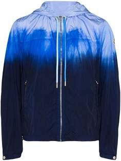 Moncler куртка Saut с принтом тай-дай