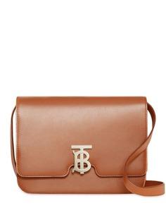 Burberry сумка среднего размера с монограммой TB