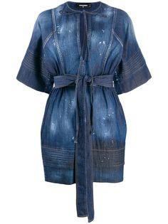 Dsquared2 джинсовое платье