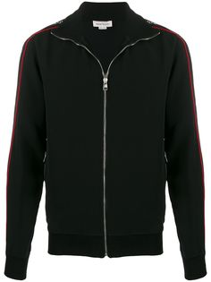 Alexander McQueen спортивная куртка с логотипом