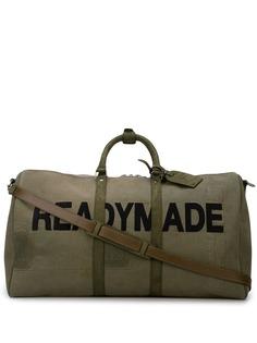 Readymade дорожная сумка с логотипом
