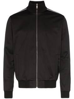 Givenchy спортивная куртка Ticker с логотипом
