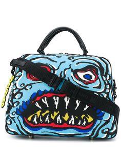 Moschino сумка-тоут Monster