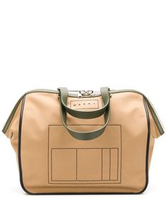 Marni сумка-тоут Trompe Loeil