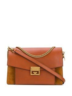 Givenchy сумка на плечо с откидным клапаном