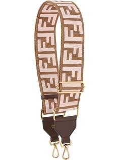 Fendi ремень для сумки с логотипом
