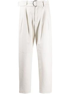 P.A.R.O.S.H. зауженные брюки