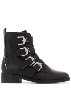Carvela ботинки Scant с пряжками