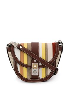 Proenza Schouler маленькая полукруглая сумка PS11