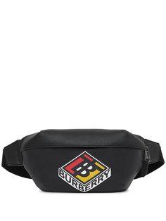 Burberry поясная сумка Sonny с логотипом