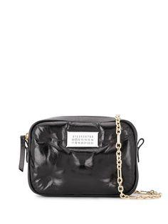 Maison Margiela маленькая каркасная сумка Glam Slam