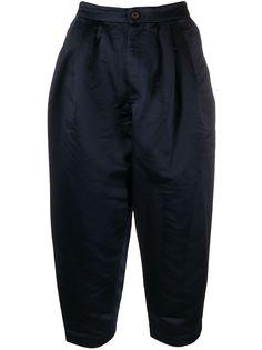Comme Des Garçons Comme Des Garçons укороченные зауженные брюки