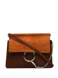 Chloé сумка через плечо Faye