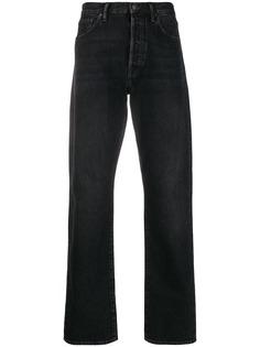 Acne Studios джинсы 1996 прямого кроя