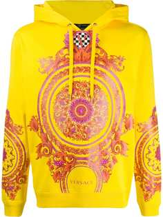 Versace худи с принтом Le Pop Classique
