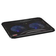 Подставка для ноутбука Buro BU-LCP156-B214, черный