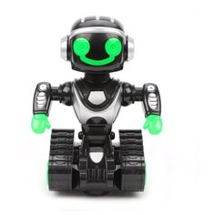 Робот JinXiangHuang T6 Robot 2629-T6 черный/зеленый