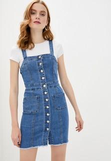 Платье джинсовое Hailys