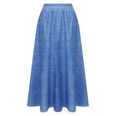 Льняная юбка 120% Lino