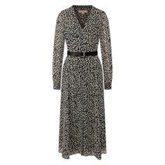Платье с ремнем MICHAEL Michael Kors