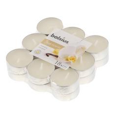 Свечи ароматические Bolsius 18шт ваниль