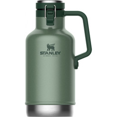 Термос Stanley The Easy-Pour Beer Growler 10-01941-067, зеленый, 1,9 л