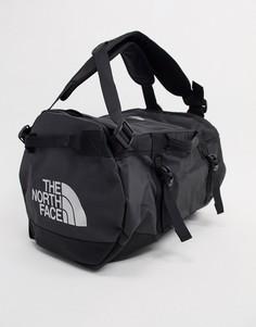 Черная маленькая сумка дафл вместимостью 31 л The North Face-Черный