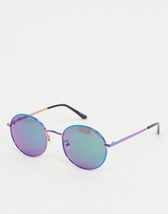 Круглые солнцезащитные очки Quay Australia-Мульти