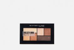 Палетка теней для глаз Maybelline NEW York