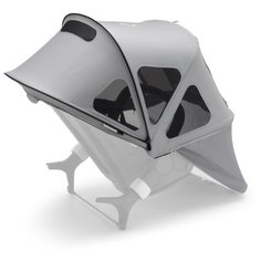 Bugaboo Капюшон от солнца Breezy для коляски Fox 2/Cameleon 3/Lynx misty grey