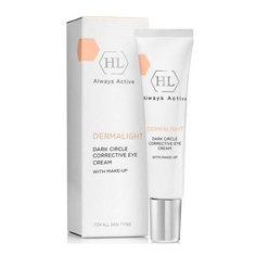 Holy Land Корректирующий крем с тоном Dermalight Dark Circle Corrective Eye Cream With Make-Up 15 мл